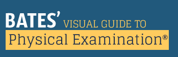 Bates' Visual Guide to Physical Examination delivers new clinical skills videos. This online guide maintains the evidence-based origins of the text and provides careful attention to clinical accuracy, and the range of patient types profiled in the series.